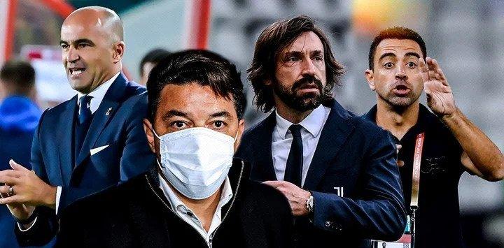 نامهای عجیب و بزرگ برای هدایت بارسلونا